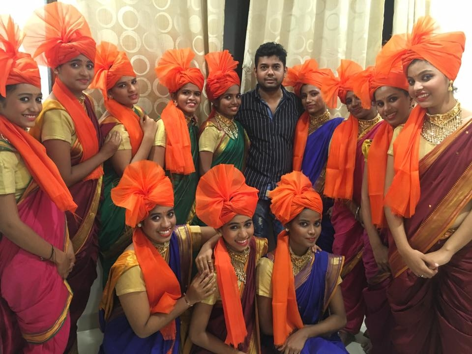 Prashant Kamble Make up Artist in Mumbai